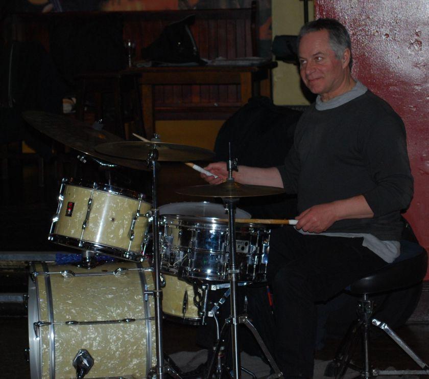 Feb 26 Drummer