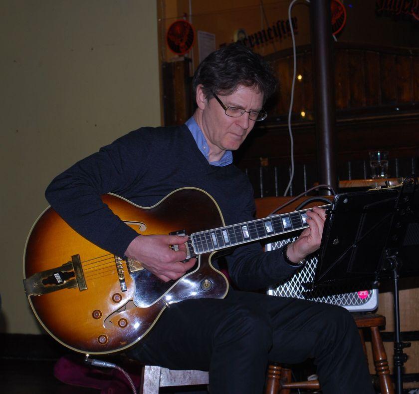 Feb 26 Guitarist